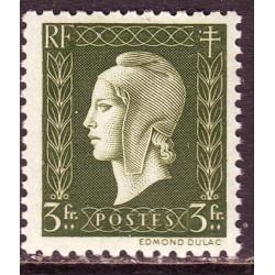 n° 694 N** Marianne de Dulac