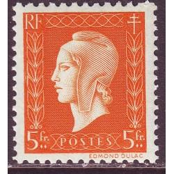 n° 697 N** Marianne de Dulac