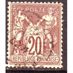 n° 67 Obl (réf 7802)