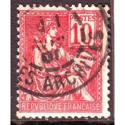 n° 112 Obl MOUCHON (ref 7385)
