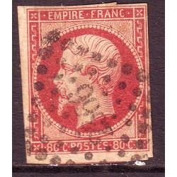 Empire non dentelé n° 17A...