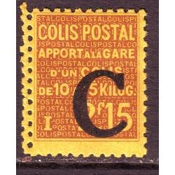 Colis Postaux n° 110 N*...