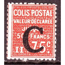 Colis Postaux n° 112 N*...