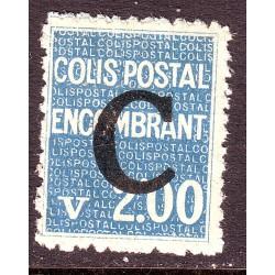 Colis Postaux n° 118 N*...
