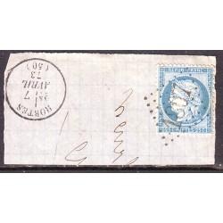 LGC 1807 sur n° 60
