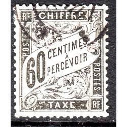 Taxe n° 21 Obl (ref 6300)