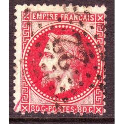 n° 32 Obl étoile 22 (réf 8036)