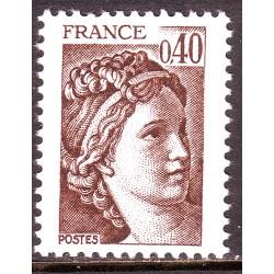 n° 2118 N** Sabine de Gandon