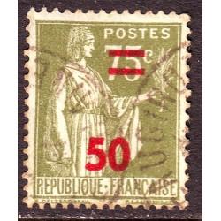 n° 480 Obl (ref 8378) Paix