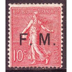 FM n° 4 N* (ref 8754)