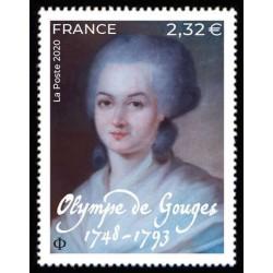 n° 5408 N** Olympe de Gouges