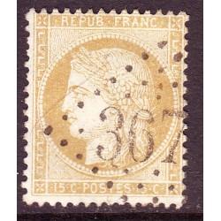 n° 59 Obl (réf 8957)