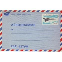 Aérogramme n° 1