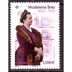 n° 5463 N** Madeleine Brès