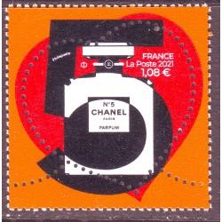 n° 5464 N** Coeur Chanel