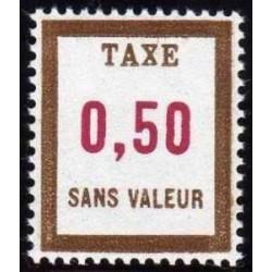 Fictif Taxe n° FT27 N**