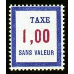 Fictif Taxe n° FT21 N**