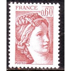 n° 2119 N** Sabine de Gandon