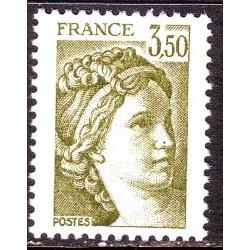 n° 2121 N** Sabine de Gandon