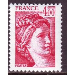 n° 2122 N** Sabine de Gandon