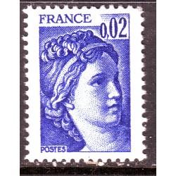 n° 1963 N** Sabine de Gandon
