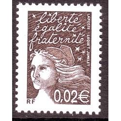 n° 3444 N** Marianne de Luquet