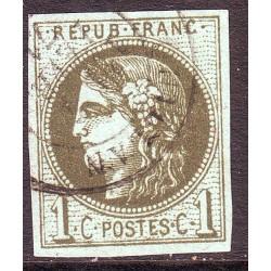 Emission de Bordeaux n° 39B...