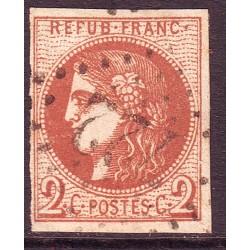 Emission de Bordeaux n° 40B...