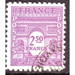 n° 626 Obl (ref 7319) arc...