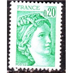 n° 1967 N** Sabine de Gandon