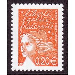 n° 3447 N** Marianne de Luquet