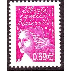 n° 3454 N** Marianne de Luquet