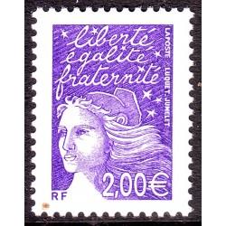 n° 3457 N** Marianne de Luquet