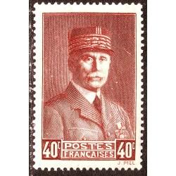 n° 470 N** Pétain