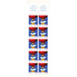 Carnet Croix Rouge 1996