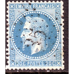 Empire Lauré n° 29A Obl...